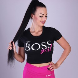 Ladylab Crop Top - BOSS Girl