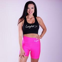 Ladylab fitness kraťásky PINK