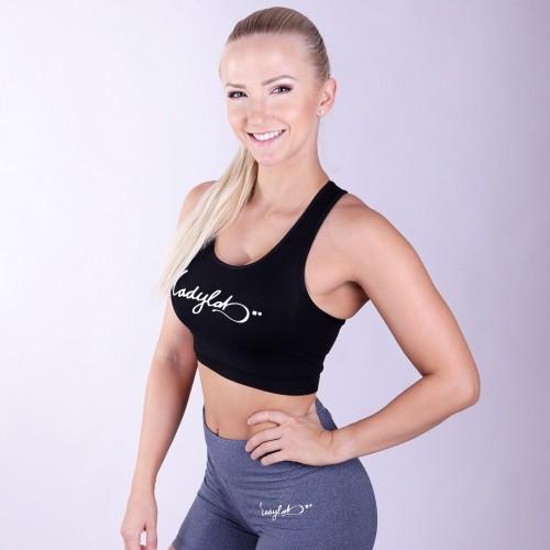 Ladylab Bra - BLACK