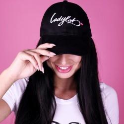 Sportovní kšiltovka LADYLAB - černá
