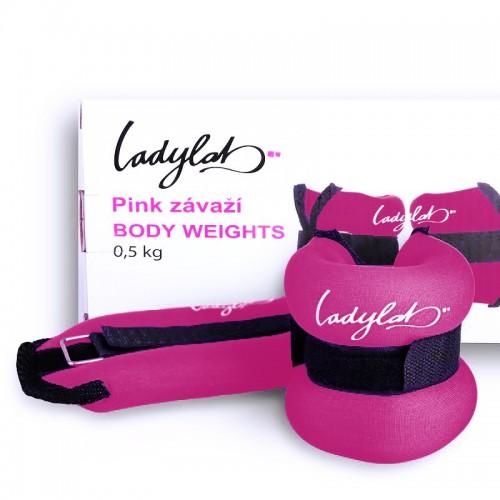 LADYLAB Závaží BODY WEIGHTS
