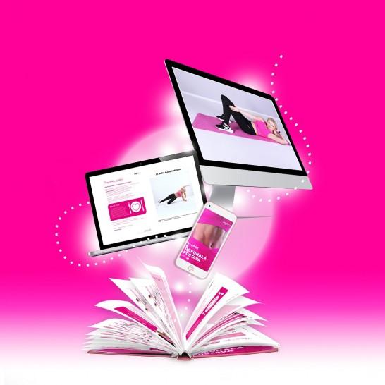 E-book: FULL BODY - Dokonalá postava