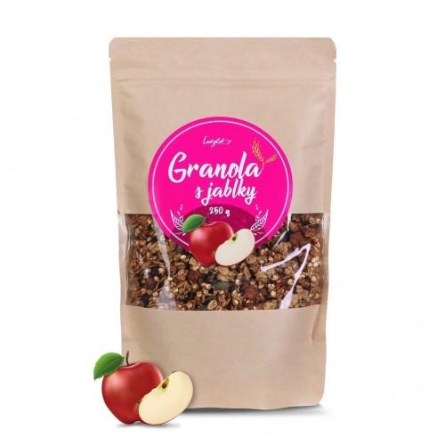 Granola s jablky