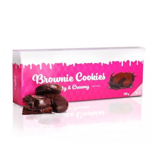 BROWNIE COOKIES Tasty & creamy