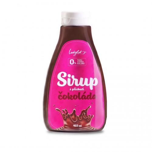 ZERO Sirup Čokoláda