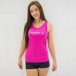 Tílko Ladylabgirl růžové