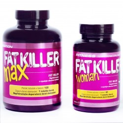 Spalovač FAT KILLER MAX