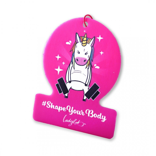 Ladylab odorizant auto Unicorn