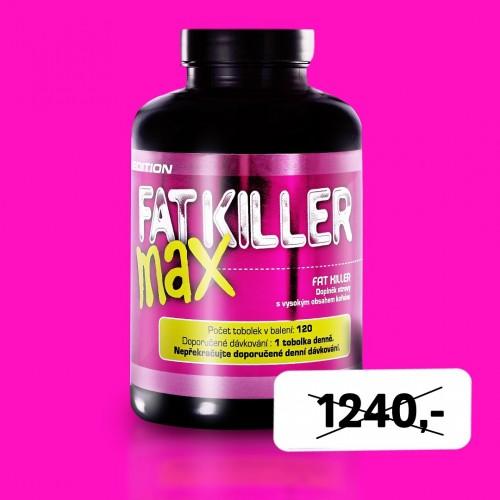 Spalovač FAT KILLER MAX