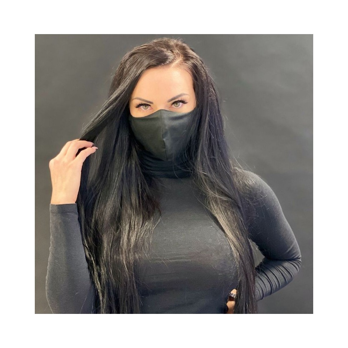 Mască Ladylab BLACK PANTHER