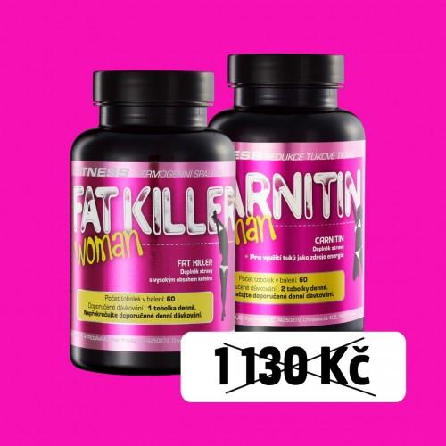 Balíček FAT KILLER + CARNITIN