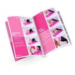 E-book: Efektivní cviky pro štíhlé paže