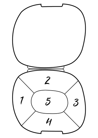 Ladylab Pill box